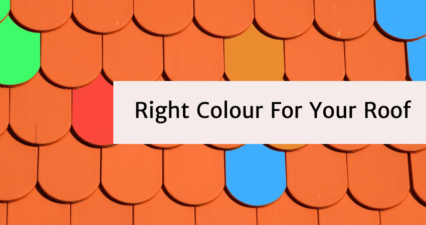 roofing colour